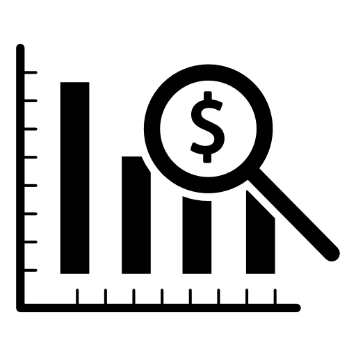 Finance Icon: Financial Statements